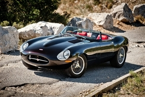 Eagle Speedster E Type Car Photo